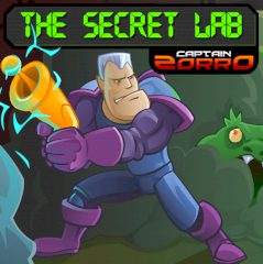 Captain Zorro: The Secret Lab