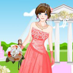 Pretty Shy Bride