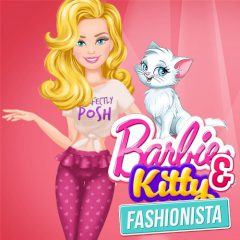 Barbie & Kitty Fashionistas