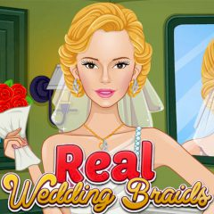 Real Wedding Braids