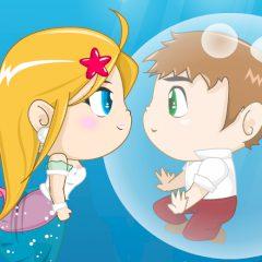 Romantic Sea At Flashgirlgames Com