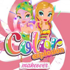 Color Explosion Makeover
