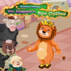 Hidden Objects. The Emperor's New Clothes