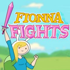 Adventure Time Fionna Fights
