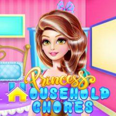 Princess Household Chores