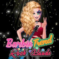 Barbie Rock Bands Trend