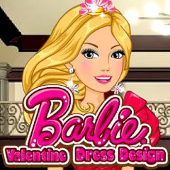 Barbie Valentine Dress Design