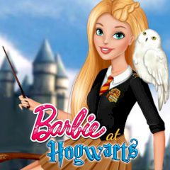 Barbie at Hogwarts