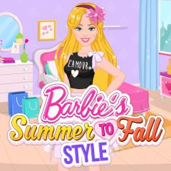 Barbie's Summer to Fall Style