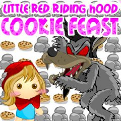Little Red Riding Hood Cookie Feast