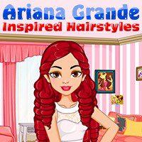 Ariana Grande Inspired Hairstyles