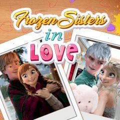 Frozen Sisters in Love