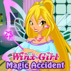 Winx Girl Magic Accident