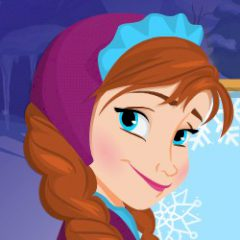 Anna's Frozen Adventures Part I