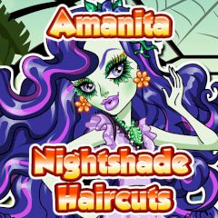 Amanita Nightshade Haircuts
