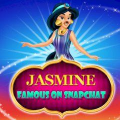 Jasmine Famous on Snapchat