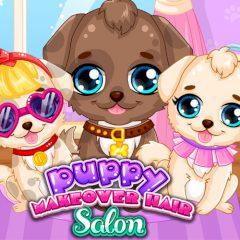 Puppy Makeover Hair Salon