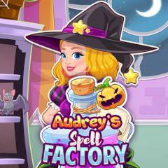 Audrey's Spell Factory