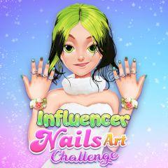 Influencer Nails Art Challenge