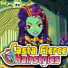 Casta Fierce Hairstyles