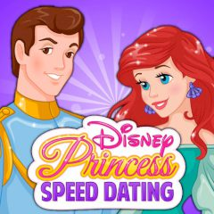 Disney Princess Speed Dating