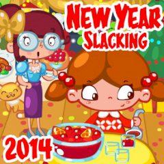 New Year Slacking 2013