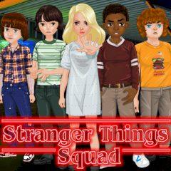 Stranger Things Squad