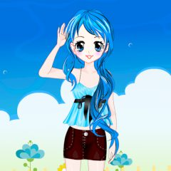 Pleasant Girl Dressup