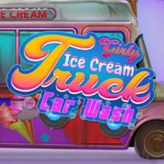 Girly Ice Cream Truck Car Wash
