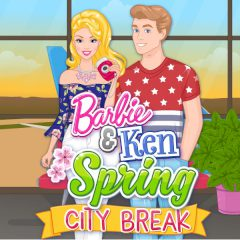 Barbie & Ken Spring City Break