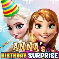 Anna Birthday Surprise