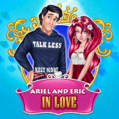 Ariel and Eric in Love