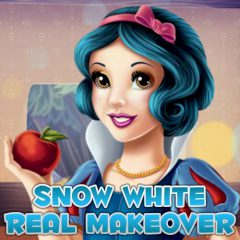 Snow White Real Makeover