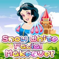 Snow White Facial Makeover
