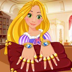 Rapunzel Princess Hand Spa