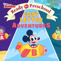 Ready for Preschool Lost Letter Adventures