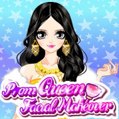 Prom Queen Facial Makeover