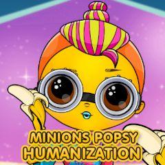 Minions Popsy Humanization