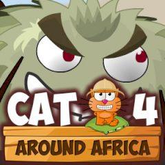 Cat Around Africa