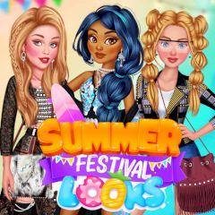 Summer Festival Looks