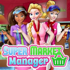 Super Market Manager