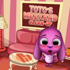 Toto's Weekend Clean-up