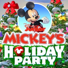 Mickey's Holiday Party