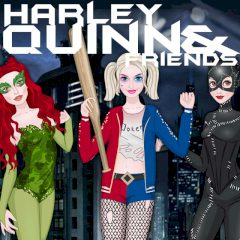 Harley Quinn & Friends