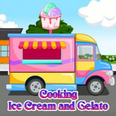 Cooking Ice Cream and Gelato