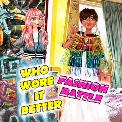 Who Wore it Better Fashion Battle