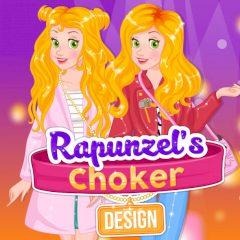 Rapunzel's Choker Design