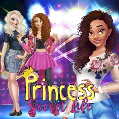 Princess Secret Life