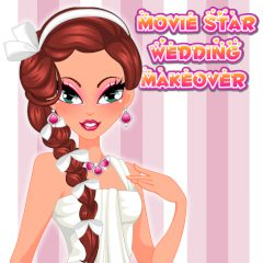Movie Star Wedding Makeover