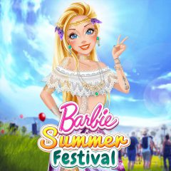 Barbie Summer Festival